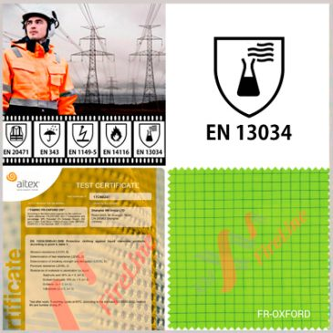 FR-Oxford receives EN ISO 13034